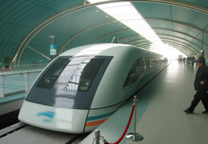 Shanghai Transrapid