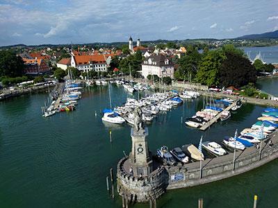 seaport in Germany
